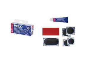 Ferdus lepení VELO plastová krabička modrá