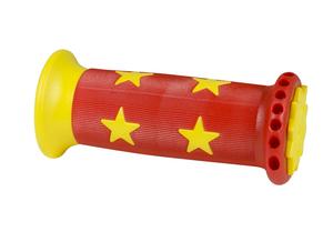 Force madla gumová dětská,červeno-žlutá, OEM