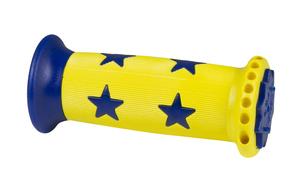 Force madla gumová dětská,žluto-modrá, OEM