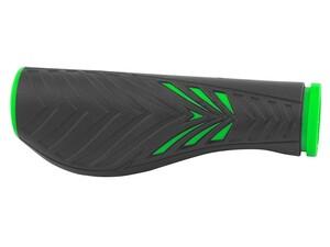 Force madla gumová ERGO černo-zelená