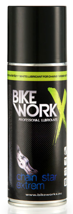 Bikeworkx mazivo-sprej CHAIN STAR EXTREM 200ml