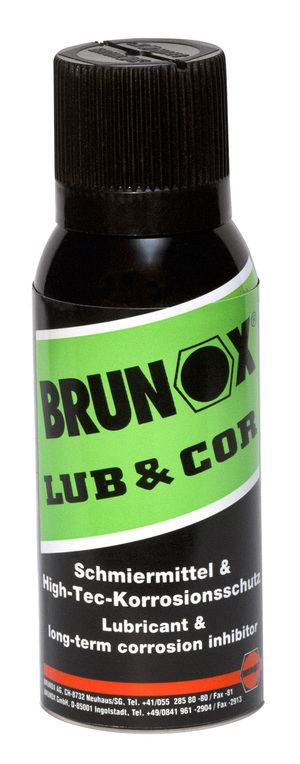 Brunox mazivo-sprej LUB and COR 100ml
