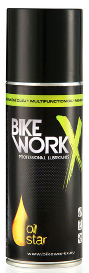 Bikeworkx mazivo-sprej OIL STAR 200ml