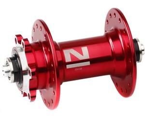 Novatec náboj D041SB, přední, červený