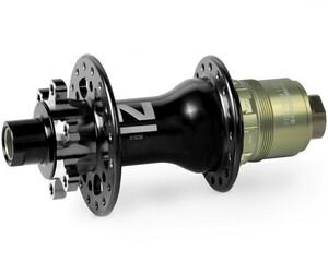 Novatec náboj D792SB-X12-xD, zadní 32 děrový, černý