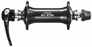 Shimano náboj přední 105 HB-5800 32 děr, černý