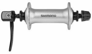 Shimano náboj přední HB-T3000 36 děr, stříbrný