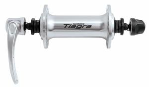 Shimano náboj přední TIAGRA HB-RS400 32 děr, stříbrný