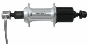 Shimano náboj zadní FH-TX800 36 děr, stříbrný