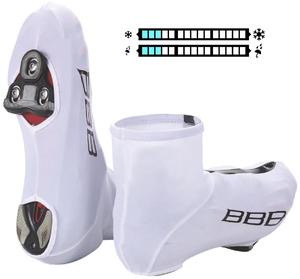 BBB návleky na boty LIGHTFLEX BWS-10 white