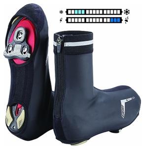 BBB návleky na boty RAINFLEX BWS-19 černé
