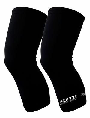 Force návleky na kolena TERM, černé