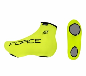 Force návleky treter LYCRA, fluo