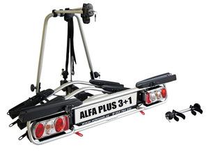 Wjenzek nosič kol za auto ALFA PLUS 3 + 1