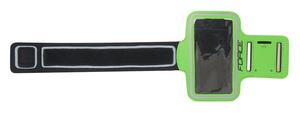 Force obal na mobil na ruku při sportování, zelený