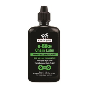 Finish Line olej e-BIKE CHAIN LUBE 4oz/120ml kapátko