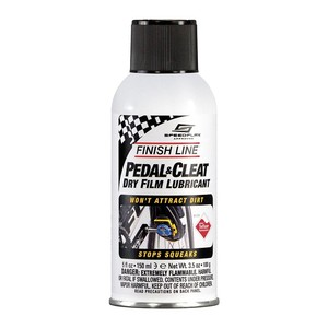 Finish Line olej na pedály PEDAL and CLEAT Lubricant 5oz/150ml sprej
