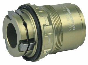 Novatec ořech SRAM xD ocelový, 11-12sp., pro náboje  D812SB / D042SB