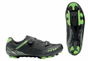 Northwave tretry ORIGIN PLUS black/green