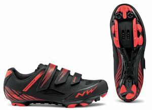 Northwave tretry ORIGIN black/red