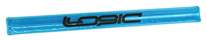 Logic pásek reflex LOGIC samonavíjecí 34 cm, modrý