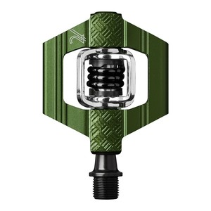 Crankbrothers pedály Candy 2 Green
