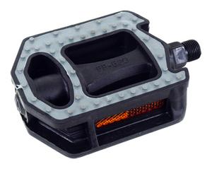 Bezvakolo pedály FEIMIN FP-820 plast.černé