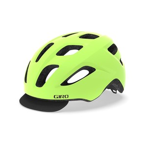 Giro helma CORMICK Highlight Yellow/Black