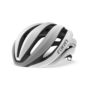 Giro helma AETHER MIPS Mat White/Silver