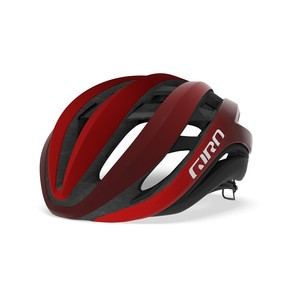Giro helma AETHER MIPS Mat Red/Dark Red Fade