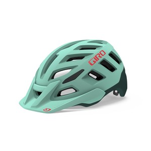 Giro helma RADIX W Mat Cool Breeze/True Spruce