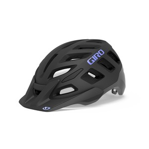 Giro helma RADIX W Mat Black/Electric Purple