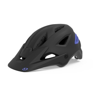 Giro helma MONTARA MIPS Mat Black/Electric Purple