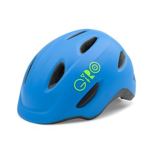 Giro helma SCAMP Mat Blue/Lime