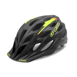 Giro helma PHASE Mat Black/Lime/Flame