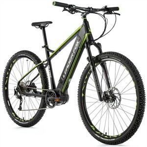 Leader Fox horské elektrokolo ALTAR černá mat/zelená