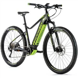 Leader Fox horské elektrokolo ALTAR černo/zelené