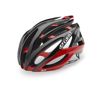 Giro helma ATMOS II Bright Red/Black