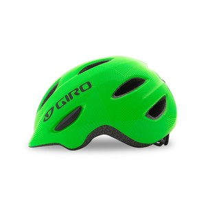 Giro helma SCAMP Green/Lime Lines