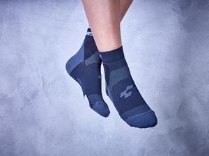 Cube Ponožky CUBE Race Cut Blackline nad kotníky NEW