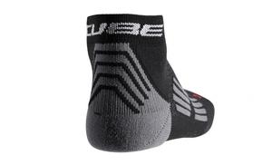 Cube Ponožky CUBE Race Cut Blackline nad kotníky