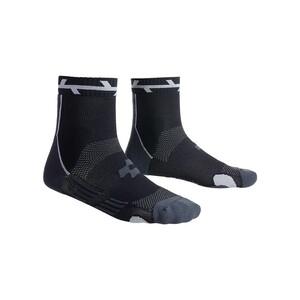 Cube ponožky ROAD Blackline