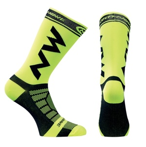 Northwave ponožky Extreme Pro Yellow Fluo/Black