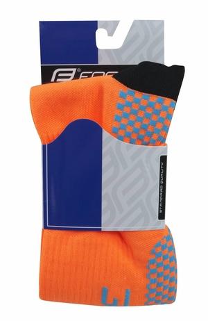 Force ponožky kompresní TESSERA, oranžové