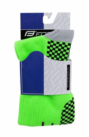 Force ponožky kompresní TESSERA, zelené