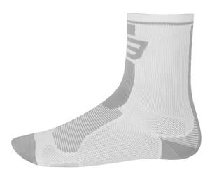 Force ponožky LONG, bílo-šedé