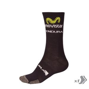 Endura ponožky MOVISTAR TEAM zimní 2016