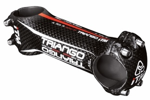 ITM představec R-TRIANGO 31,8mm Al/karbon, černý