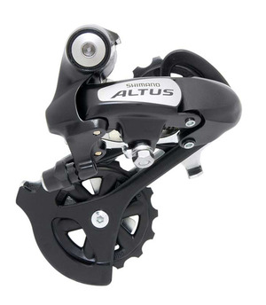 Shimano přehazovačka ALTUS RD-M310 DL 8k, černá
