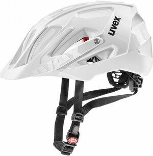 Uvex helma QUATRO white matt